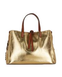 Złota torebka Fiona