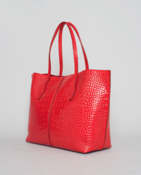 Czerwona torebka Joy Large