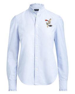 Koszula z przypinkami