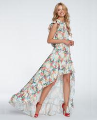 Sukienka asymetryczna Andrea