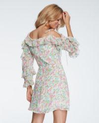 Sukienka w kwiaty Mia