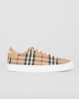 Sneakersy Vintage Check