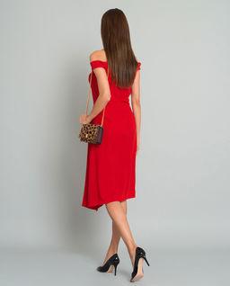 Černé vlněné šaty