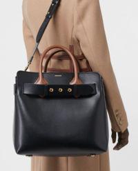 Skórzana torebka The Belt Bag Medium