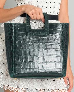 Kožená kabelka Shirley