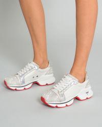 Białe sneakersy Vrs 2018 Orlato