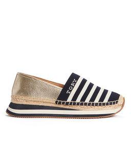 Pruhované sneakersy Daisy