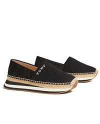 Granatowe sneakersy Daisy