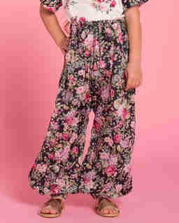 Spodnie z bawełny 4-10 lat