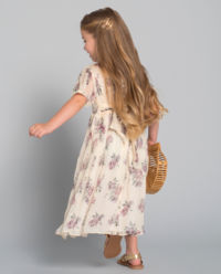 Sukienka Holly z jedwabiu 2-12 lat