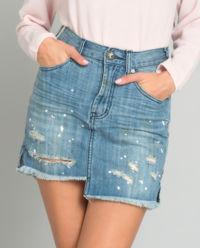 Džínová sukně Original Art