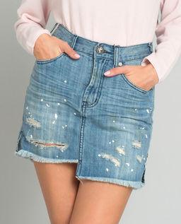 Spódnica jeansowa Original Art