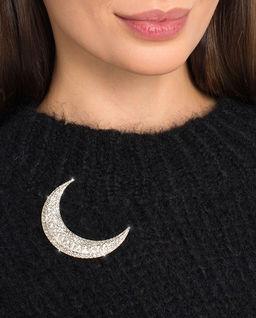 Broszka Moon