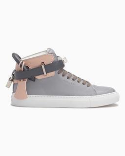 Skórzane sneakersy 100MM