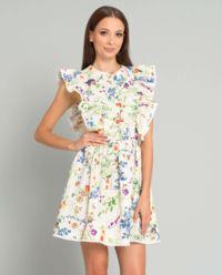 Sukienka w kwiaty Capri