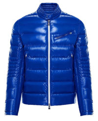 Niebieska kurtka Berriat