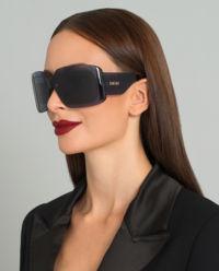 Granatowe okulary DiorSoLight2