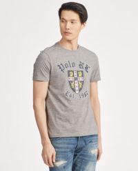 Bawełniany t-shirt z logo