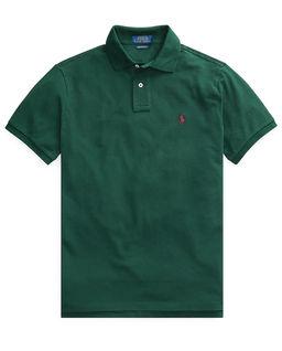 Zielona koszulka polo