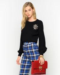 Sweter z kaszmirem Chissa