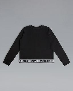 Ocieplana bluza z logo 4-16 lat