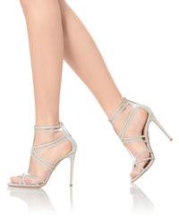 Sandály na jehle Princess