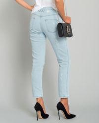 Jasnoniebieskie spodnie