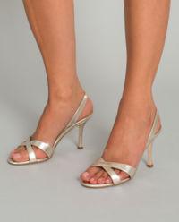 Sandały na szpilce  Callasli