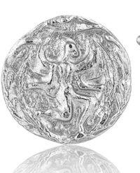 Kolczyki Coins Silver