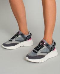 Skórzane sneakersy Veloce