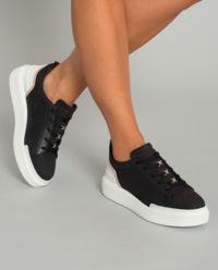 Skórzane sneakersy Nina