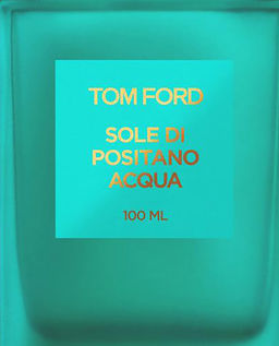 Woda toaletowa Sole di Positano Acqua 100 ml