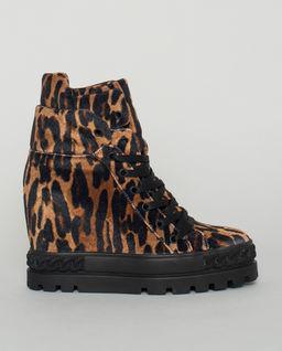 Sneakersy na klínu Leo