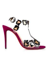 Sandały na szpilce Parsemis