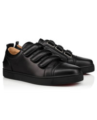Czarne sneakersy Kiddo