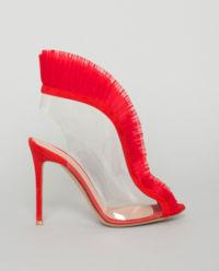 Czerwone szpilki Gabriella