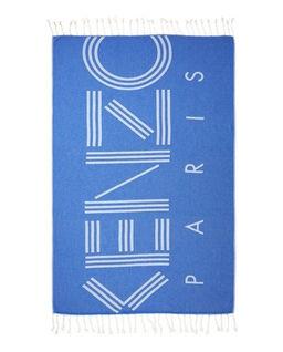 Ręcznik plażowy z frędzlami Holiday