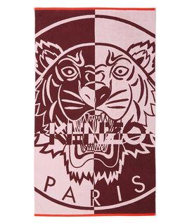 Ręcznik plażowy z logo Tiger