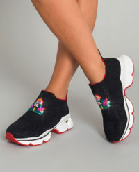 Sneakersy Crestirun Donna