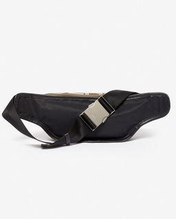 Brązowa torebka na pas