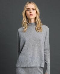 Sweter z kaszmirem