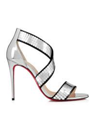 Sandały na szpilce XILI Disco