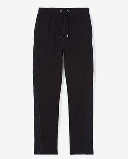 Czarne spodnie jogger