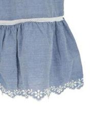 Bawełniana sukienka 4-12 lat