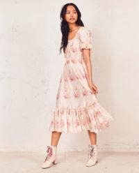 Sukienka z jedwabiu Terrence