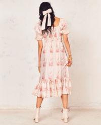 Hedvábné šaty Terrence