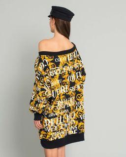 Żółta bluza z logowaniem