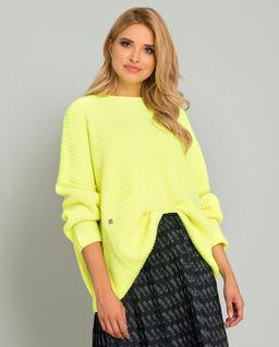 Oversizeowy sweter