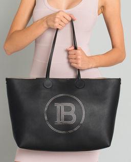 Skórzana torebka shopper