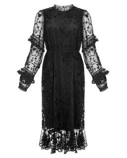 Sukienka midi Ellie